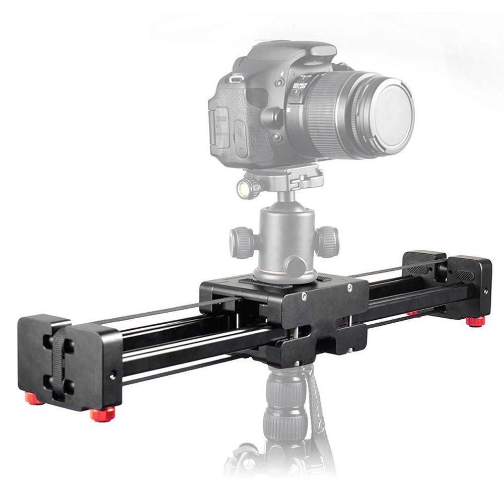 DSLR Kamera Kompakte Versenkbare Track Dolly Slider 50 cm Schiene Schießen Video Stabilizer 100 cm Tatsächlichen Schiebe Abstand