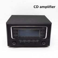 Home car CD player 4 channel audio amplifier With remote control And Bluetooth function Good sound quality