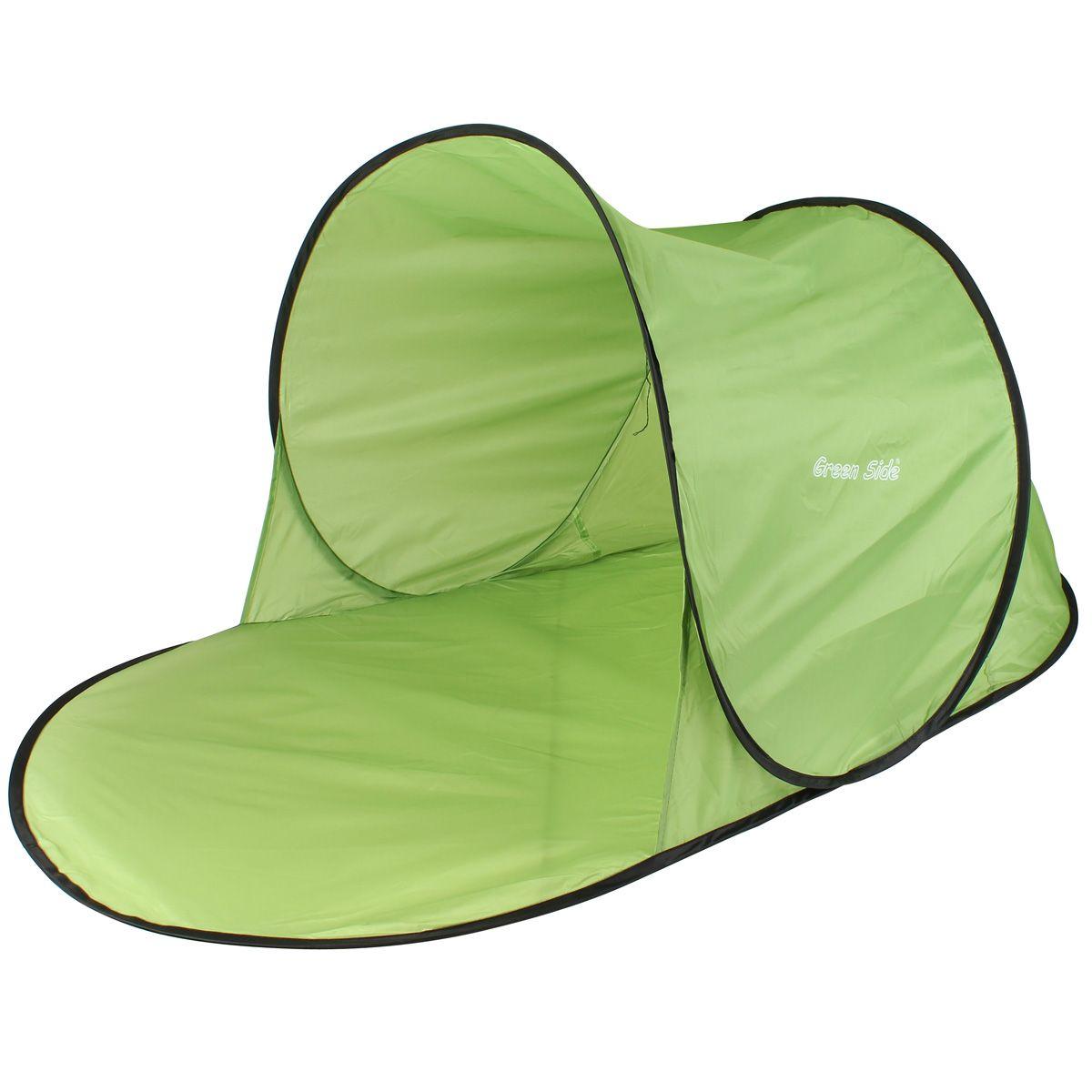 Wasserdichte Outdoor sommer sonnenschutz UV schutz zelt vollautomatische schnell öffnen pop up strand markise camping wandern zelt