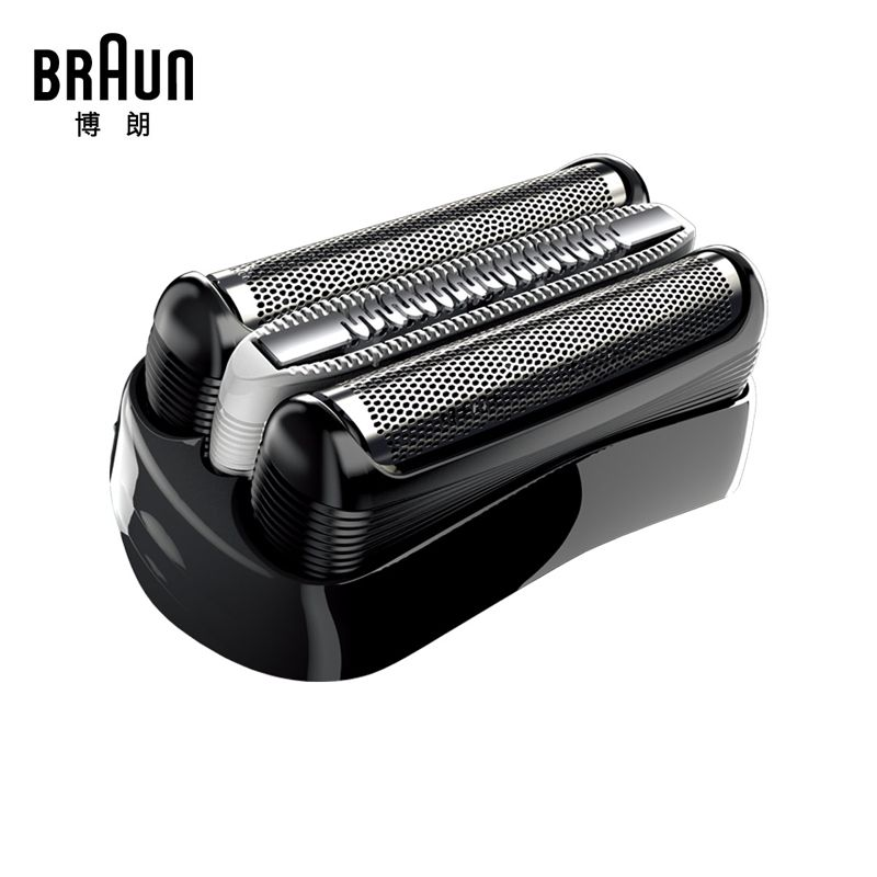 Braun 32S/32B/21B Replacement Razor Blade Foil For Series 3 Shaver(320 330 340 350CC 360 370 380 390CC) Trimmer BT32