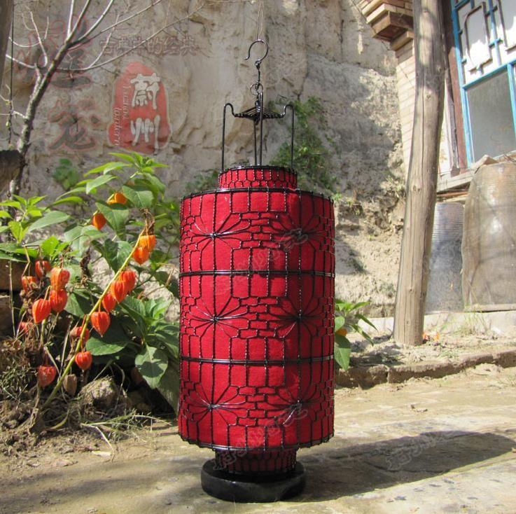90 pcs Wrought iron lanterns Customer-Made for Sara