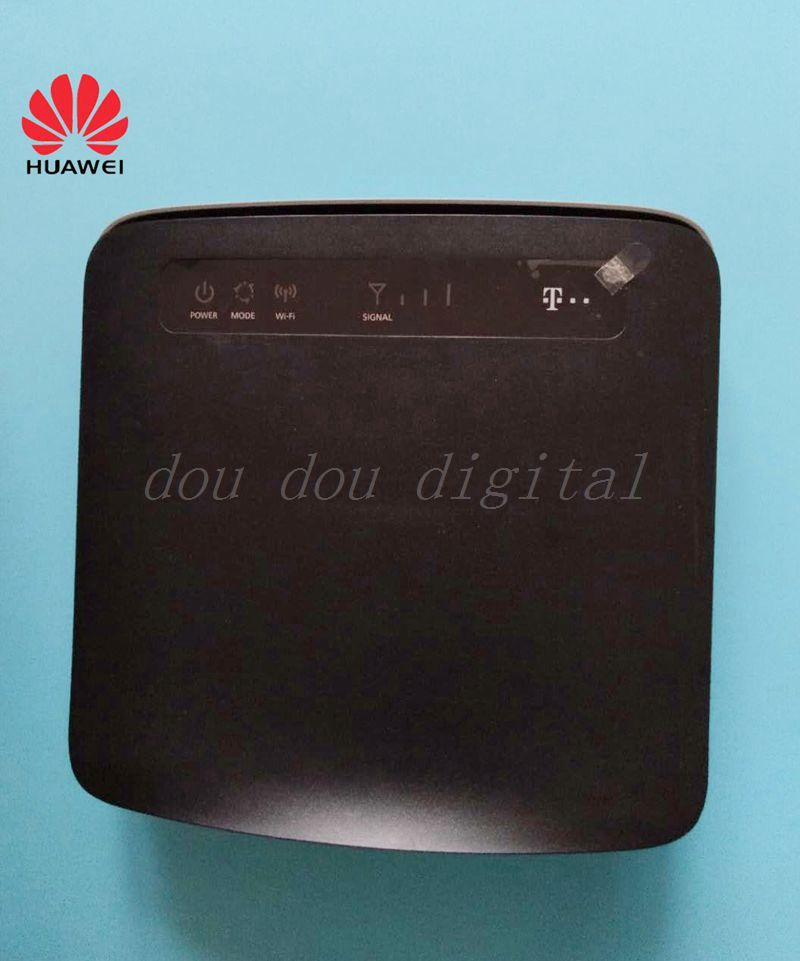 Unlocked New Huawei E5186 E5186s-22a 4G LTE CAT6 300Mbps CPE Wireless Router Gateway Hotspot PK B593,B310,E5172
