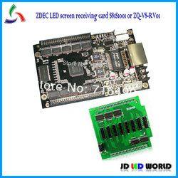 ZQ penuh warna dipimpin menerima kartu, S81s1001 atau ZQ-V8-RV01