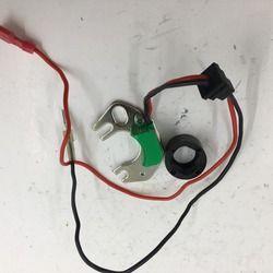 SherryBerg fit Hitachi Konversi Kit Menggantikan Poin dalam 4-cyl Distributor Pengapian Elektronik untuk nissan Datsun distirbutor