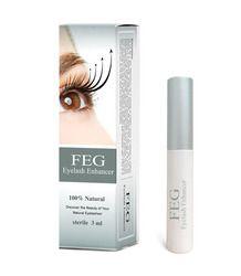 FEG Croissance des Cils Enhancer, médecine naturelle Traitements cils eye cils sérum mascara cils sérum allongement sourcils croissance