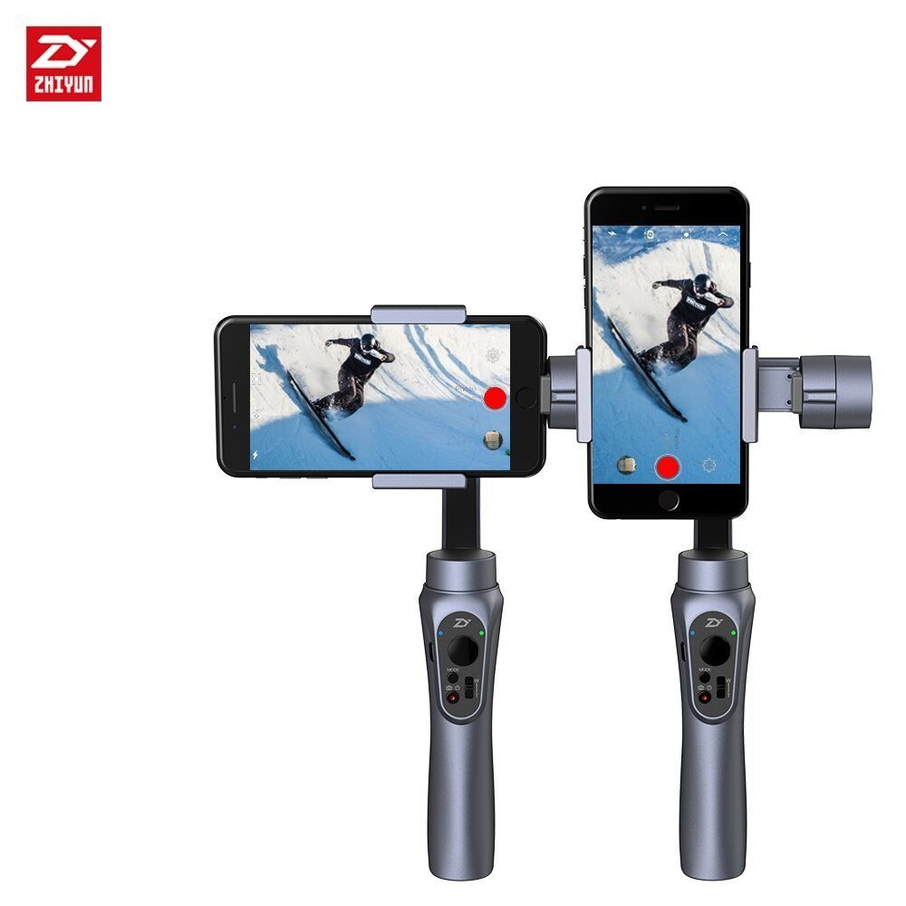 Zhiyun Smooth-Q Smooth Q Handheld Gimbal Stabilizer forSmartphone for iPhone Wireless Control Vertical Shooting