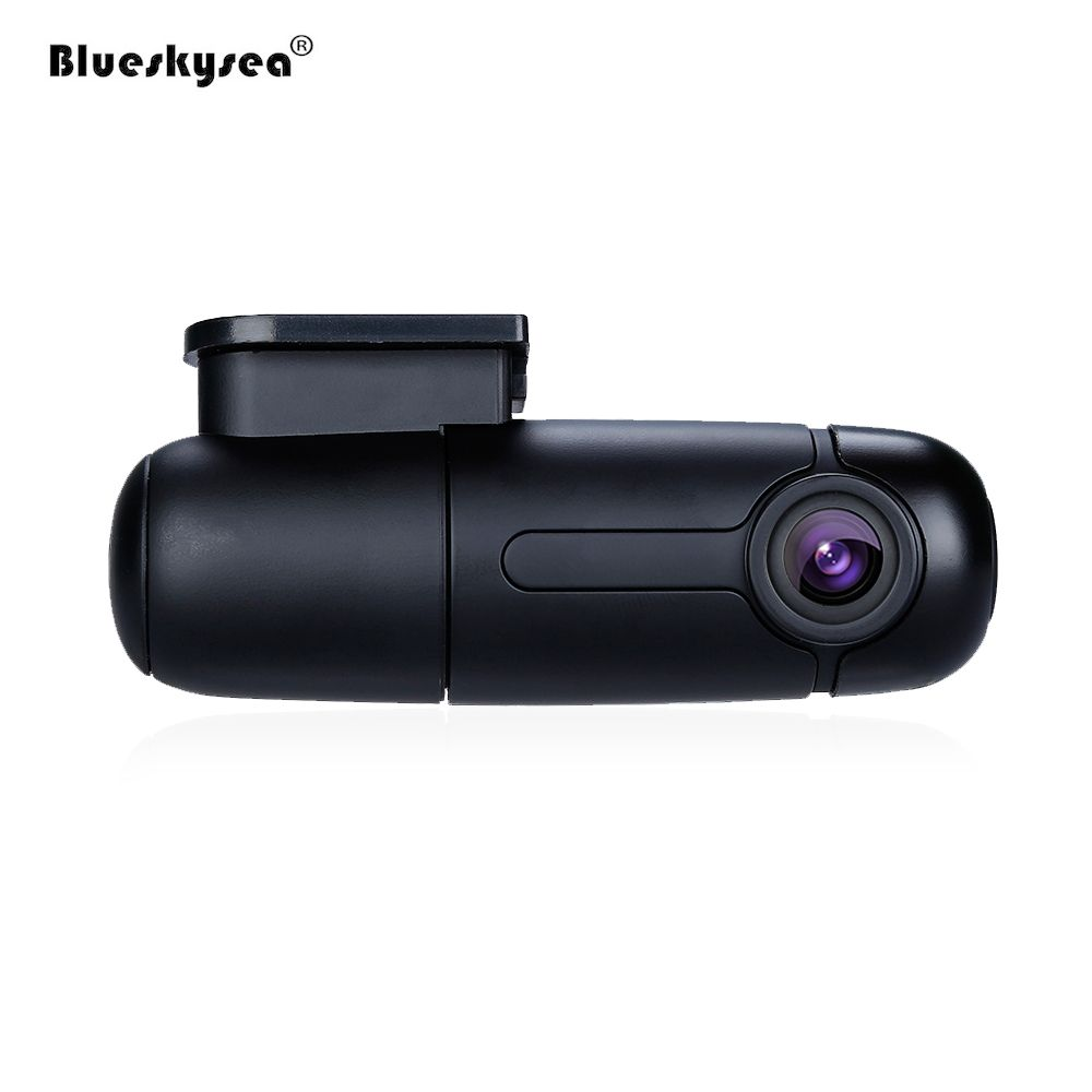 Blueskysea B1W HD 1080P Mini WiFi Car Dash Camera Dashboard 360 degree Rotate Capacitor Parking mode IMX323 Car DVR Recorder