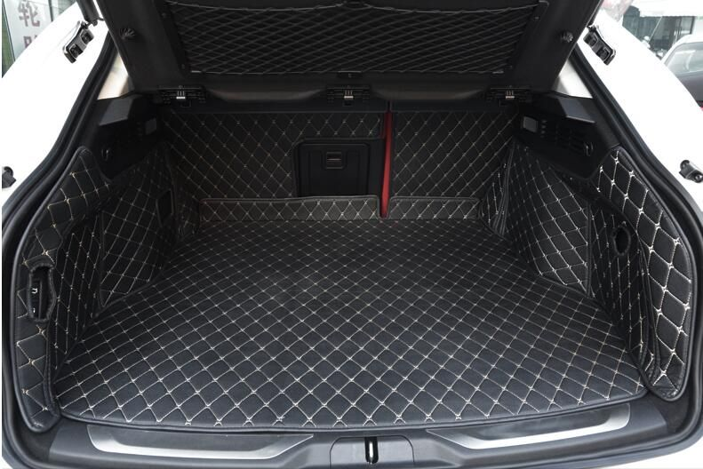 High quality! Special trunk mats for New Maserati Levante 2016 durable waterproof boot carpets for Levante 2016,Free shipping