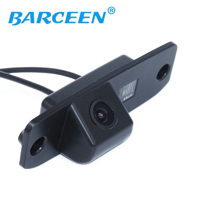 Hot Sell CCD Car Rear view Camera rearview <font><b>reverse</b></font> for Hyundai Elantra/Sonata/Accentt/Tucson/Terracan/Kia Carens/Opirus/Sorento