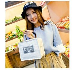 Portable Insulated Thermal Cooler Lunch Box Carry Tote Picnic Case Keep Warm Bags