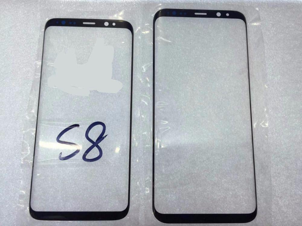 Für Samsung Galaxy S8 S8 Plus G950 G950F G955 Front Outer Glaslinse 5,8