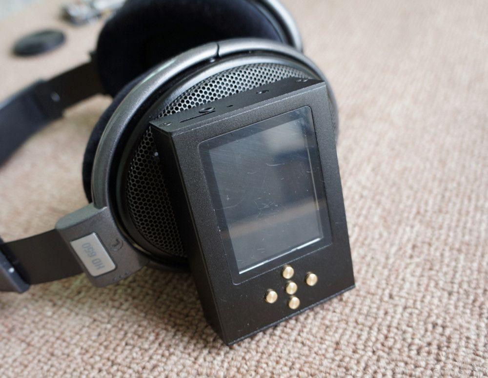 Upgrade Version DIY Zishan DSD Professional Lossless Music MP3 HIFI fever portable lossless music player AK4497EQ Hard Solution