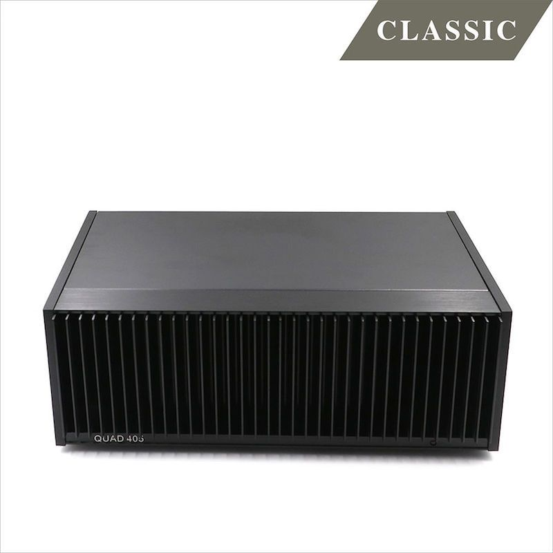 Breeze Audio Replica QUAD405 Power Amplifier HIFI EXQUIS Weiliang Imitate Classic AMP