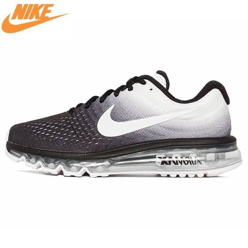 Nike AIR MAX Full Palm Air Cushion Men's Running Shoes Sneakers,Original Outdoor Comfort Sports Shoes 849559 001