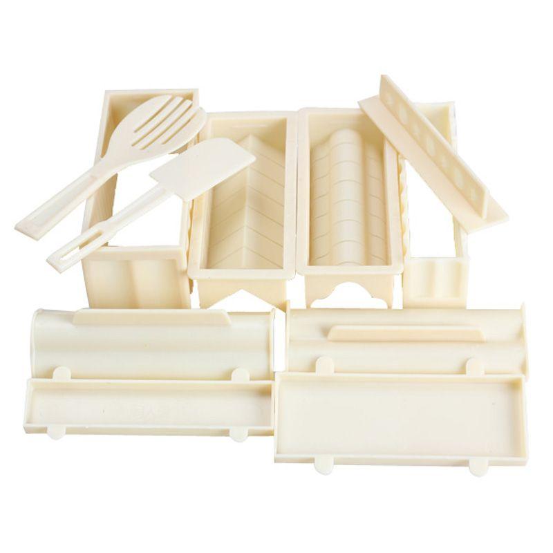 11pcs/set DIY Sushi Maker Rice Mold Kitchen Sushi Making Tool Set ,sushi mold,cooking tools,kitchen accessories