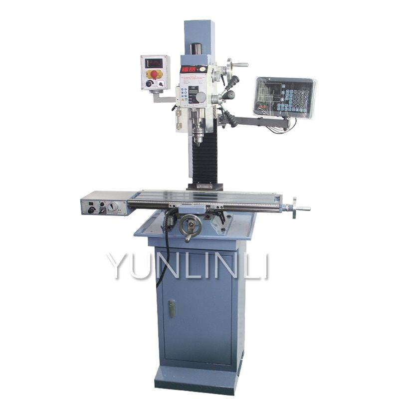 Fräsen und Bohren Maschine 25/16mm Alle In Einem Metall Verarbeitung Maschine Multifunktions Heavy Duty Metallbearbeitung Maschine Werkzeug FS-25V