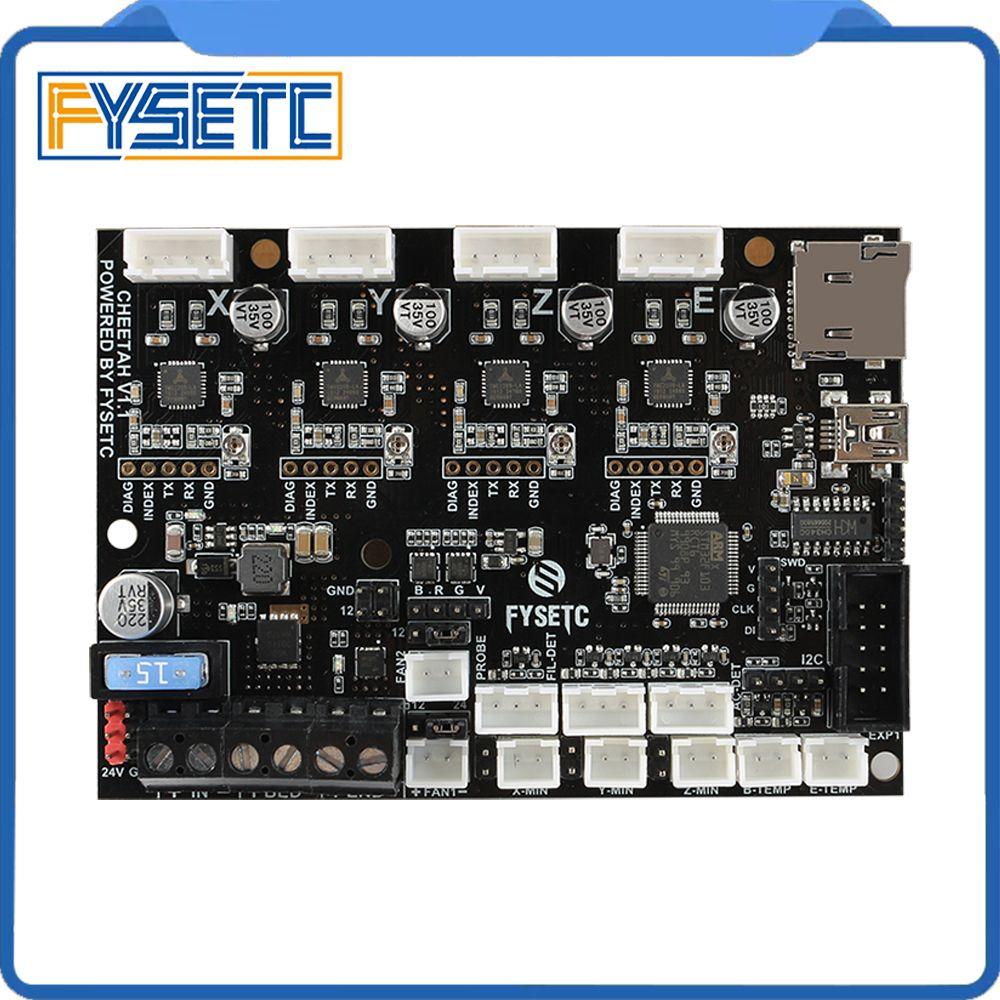 Cheetah 32bit Board TMC2209 TMC2208 UART Silent Board Marlin 2.0 SKR mini E3 For Creality CR10 Ender-3 Ender 3 Pro Ender 5