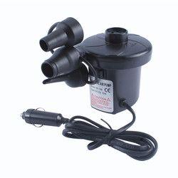 3800 Pa электрический воздушный насос 380л/мин для надувной матрас лодка надувная игрушка на воздушной подушке надувной DC 12 V