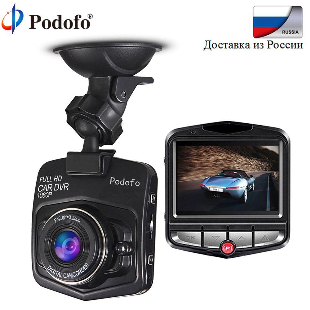 Podofo Mini Car DVR Camera Dash Cam Full HD 1080P Video <font><b>Registrar</b></font> Night Vision Car Camera G-sensor Video Registrator Dash Camera
