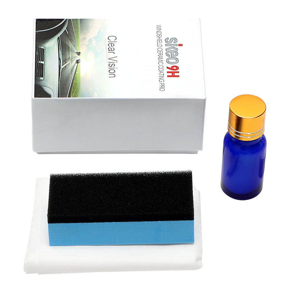 Car Windshield Ceramic Coat Tools Glasscoat Protection Liquid Auto Window Glass Coating Car Polish Auto Detailing Anti-scratch