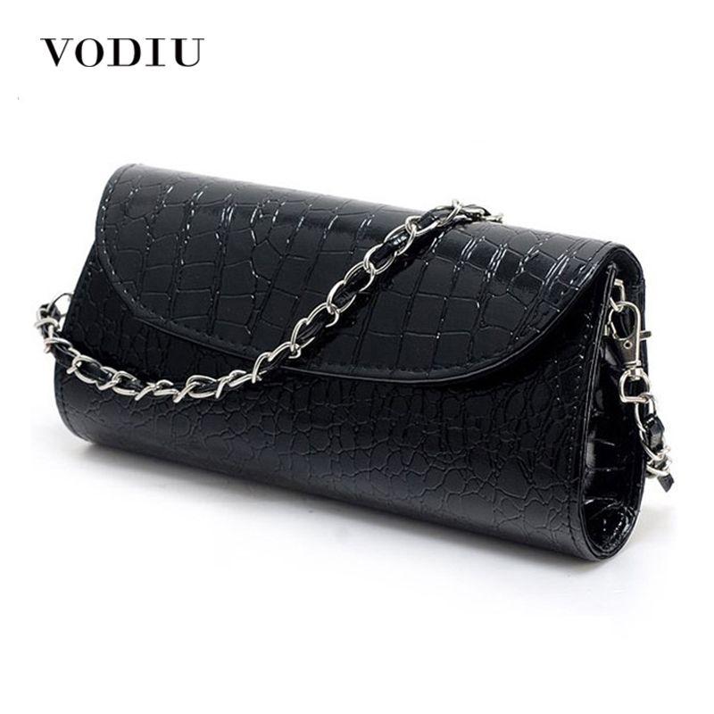 Décontracté femmes Messenger sacs pierre modèle dame sac à main pochette en cuir synthétique polyuréthane poignet sacs de soirée rse sacs de mode