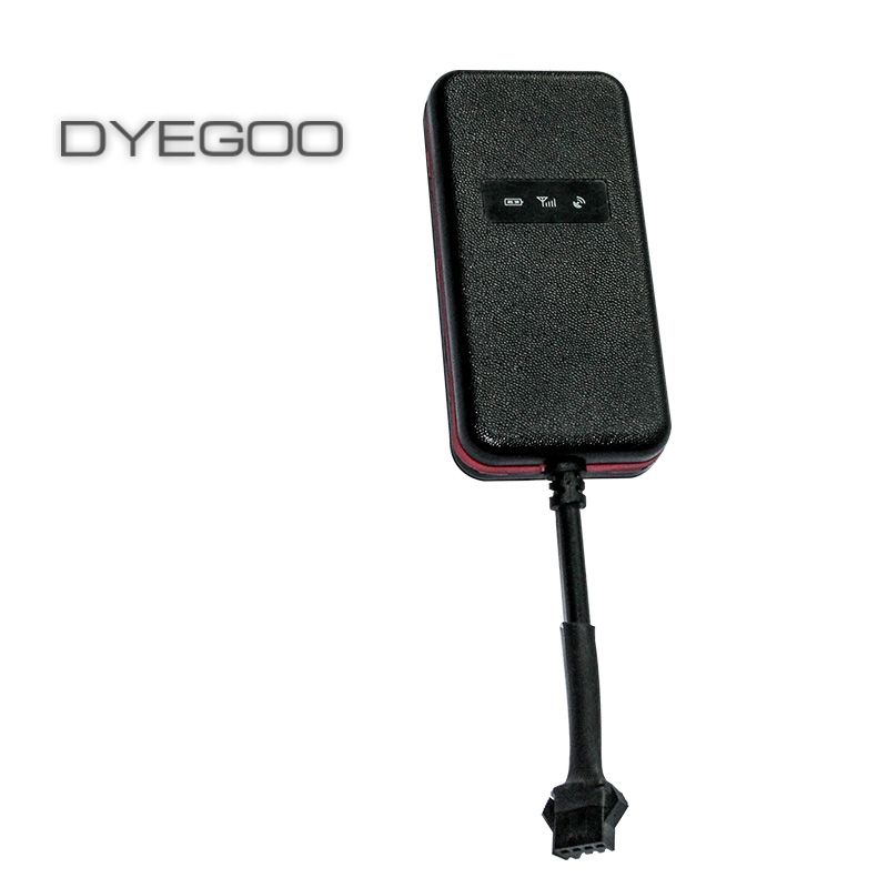 DYEGOO garanti 100% 4 bande voiture gps tracker GT003 Google link GPS données haute vitesse plate-forme livraison gratuite
