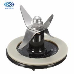 Nueva licuadora exprimidor cortador reemplazo Partes de licuadora spb-456-2b negro + anillo de sellado Junta negro Acero inoxidable
