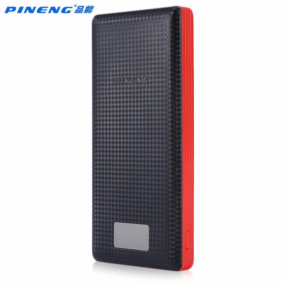 Original Pineng Energienbank 20000 mAh PN-969 Externe Akku Power 5 V 2.1A Dual USB Ausgang für Android-handys tabletten