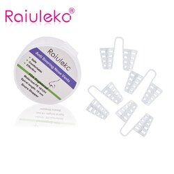 4 unids/caja cuidado sano Anti ronquido Apnea nariz Clip Anti-ronquidos respirar Aid Stop ronquido dispositivo equipo de socorro dejar de roncar