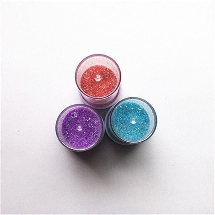 Buena calidad de la manera NUEVO arcylic shinning Glitter Powder polvo XB082