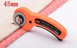 New coming 45mm and 28mm rotary cutter for fabric cutting craft tool on sale freeshipping