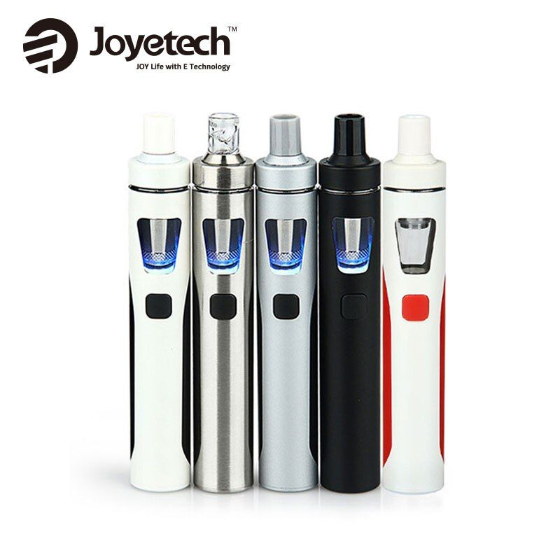 Cigarette électronique d'origine Joyetech Ego AIO Kit de démarrage tout-en-un 2 ml réservoir Anti-fuite 1500 mah eGo AIO vaporisateur de batterie