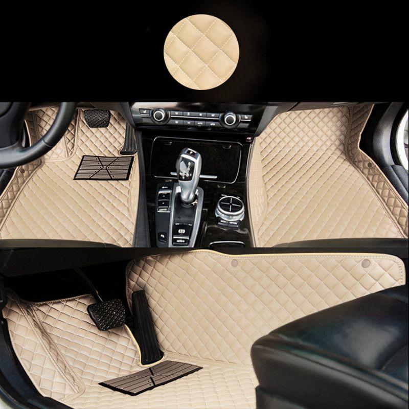 Full Cover Carpets Custom Left/Right Hand Drive LHD/RHD Car Floor Mats For VOLVO S40 S80L XC60 S60L S90 XC90 S60 V90 S80 C30 S40
