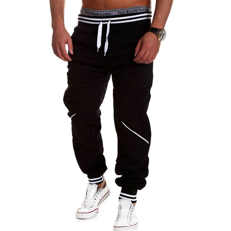 Brand Men Pants Hip Hop Harem Joggers Pants 2017 Male Trousers Mens Joggers Solid Pants Sweatpants