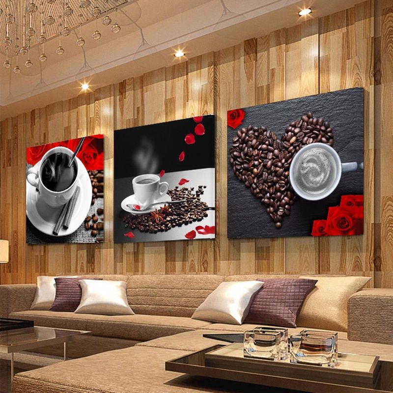 Pictures Canvas Paintings Wall Decor Living Room Decoration Poster Canvas Wall Pictures For Living Room Picture frame No Frame