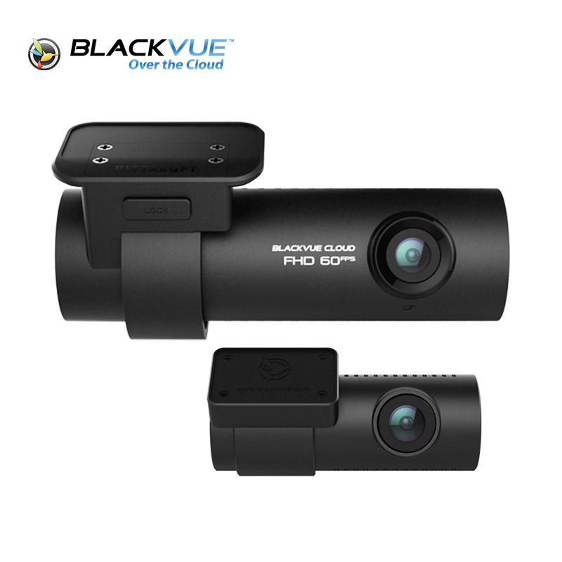BlackVue Car DVR DR750S-2CH WiFi Dual Cam Drive Recorder GPS FHD Recording Dash Camera Auto Black Box Free Cloud Service