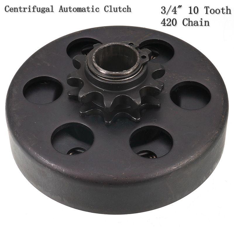 19mm GO Kart Fun Centrifugal Automatic Clutch 3/4