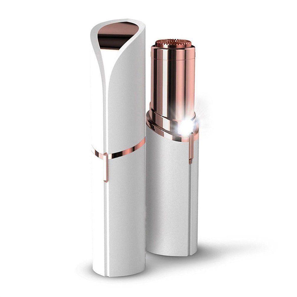Female Mini Electric Epilator Lipstick Shape Shaving Shaver Lady Hair Remover For Women Body Face