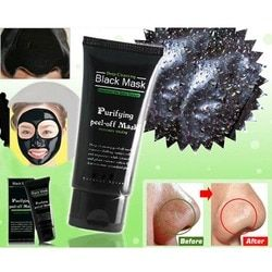 Blackhead Remover Black Mask Beauty Deep Cleansing Purifying Peel Acne Black Mud Face Mask Beauty Face Care