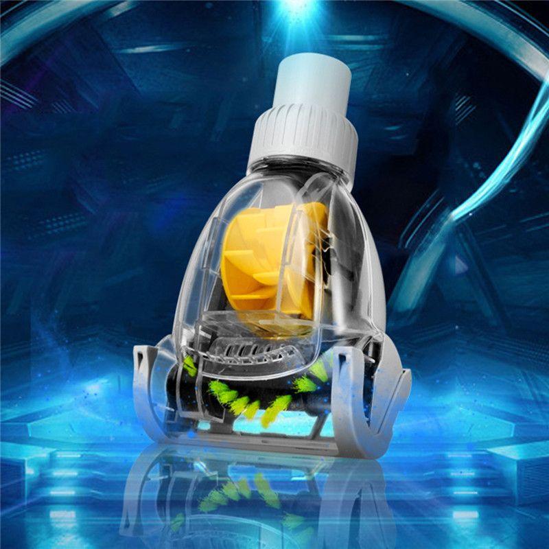 Accessoires aspirateur 32mm brosse vibrante Turbo brosse enlever les acariens nettoyage en profondeur tête Turbo nettoyage pratique