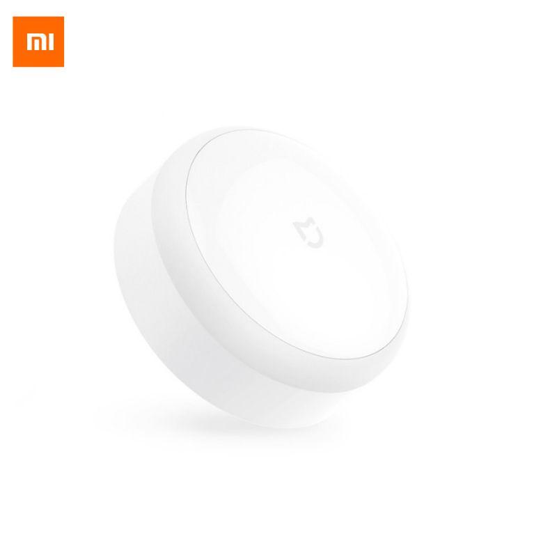 D'origine xiaomi mi jia LED couloir lumière de nuit Infrarouge Télécommande corps humain Motion sensor Pour xiaomi mi maison Intelligente la maison