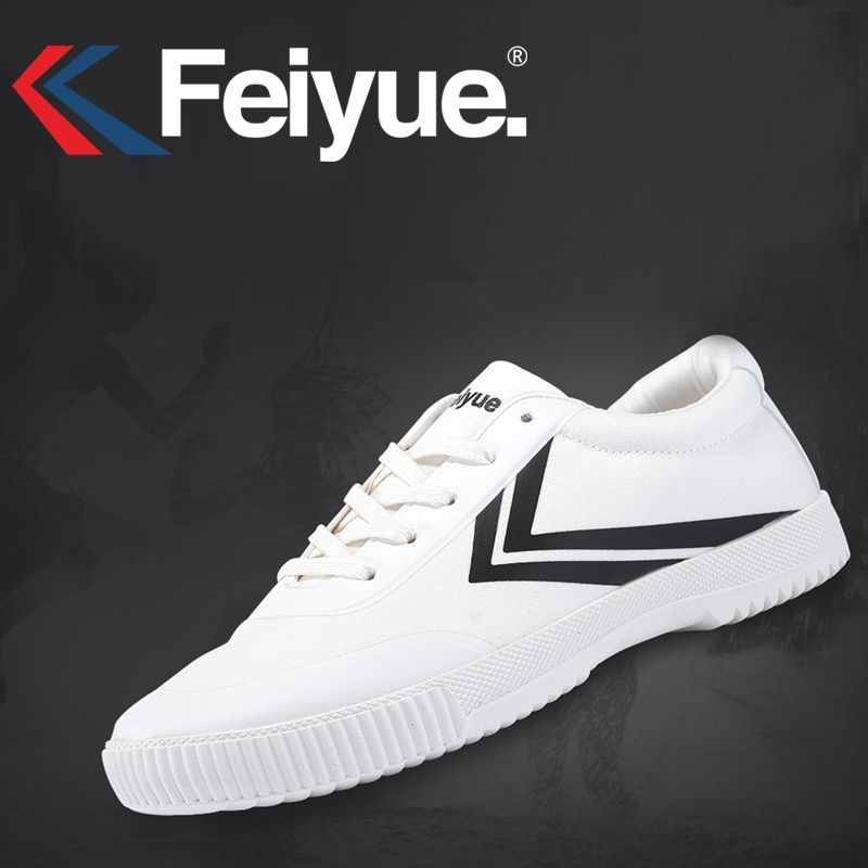 Keyconcept Classic Monk Training 17 Feiyue Shoes Tai Chi Martial arts Taekwondo Karate Classic seamless post Sports Sneakers
