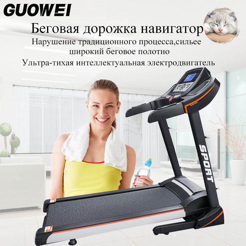 2016 elektrische Laufband für zu hause fitnessgeräte für gewichtsverlust Sportgeräte Laufband Home Gym Fitness