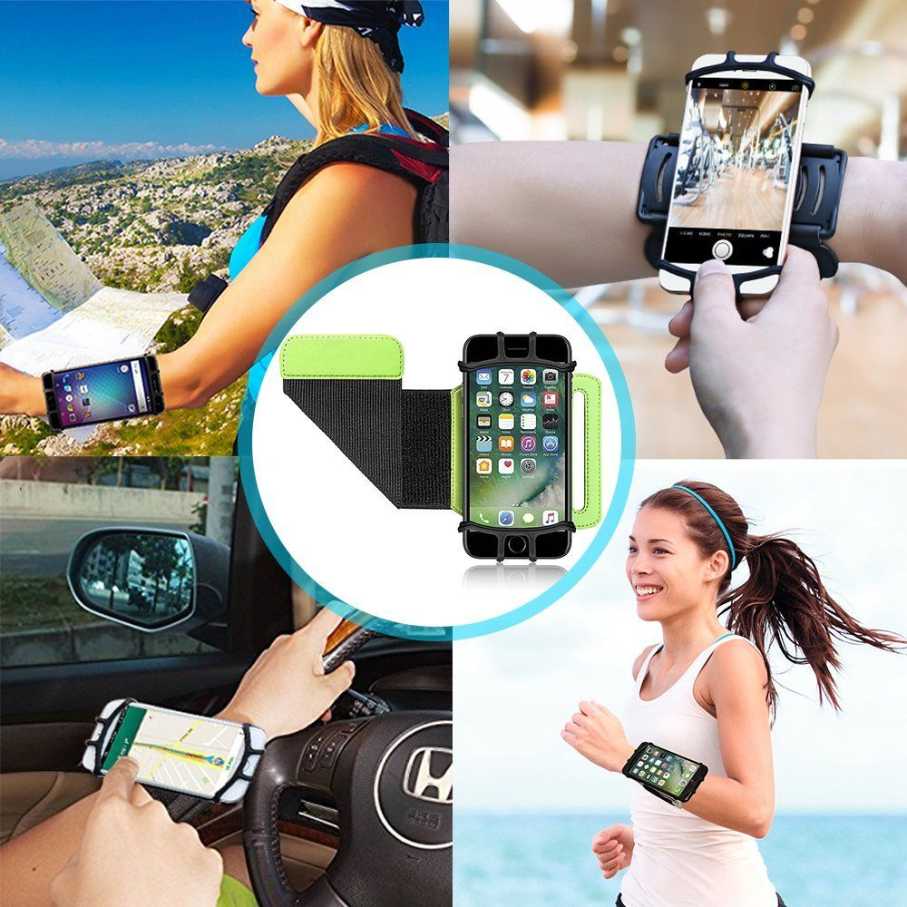 Phone Cases for iPhone 8 8 Plus Sport Armband Arm Band Running GYM Bag Case For iPhone X Samsung Galaxy S8 S8 Plus