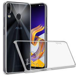 ASUS ZenFone 5 ZE620KL Kasus IMAK Crystal Clear PC Plastik Keras kembali Cover Kasus Untuk ASUS ZenFone 5Z ZS620KL Hadiah Screen Protector