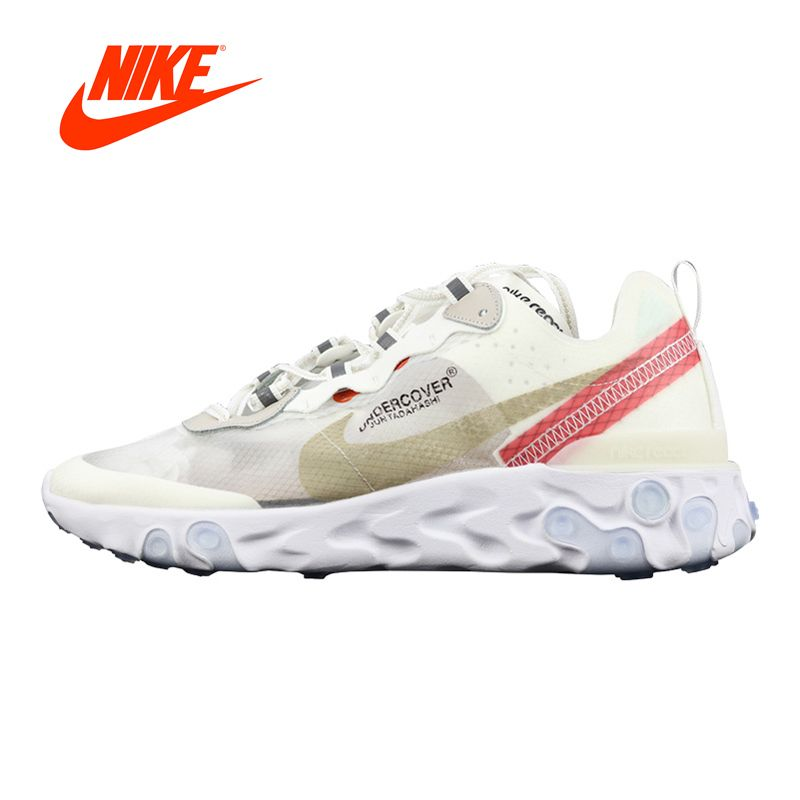 Original Neue Ankunft Authentic Nike Epic Reagieren Element 87 männer Laufschuhe Sport Outdoor Turnschuhe Gute Qualität AQ1813-339