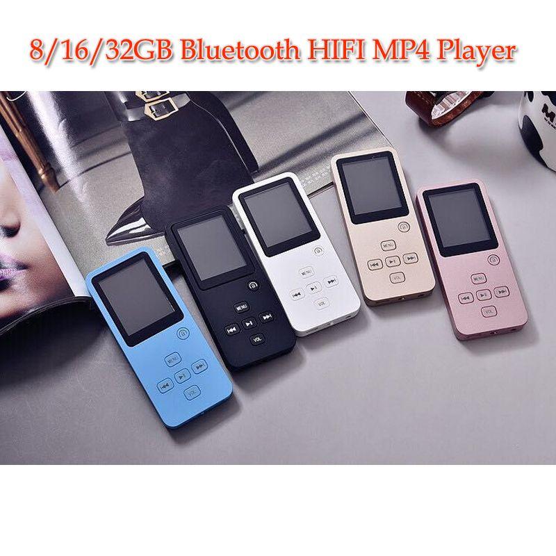 BON CREATION MP4 Bluetooth HiFi Loseless MP4 Musik-player 1,8