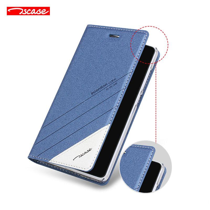 Pour Xiaomi Redmi 4x Cas D'origine Tscase Stand Flip Cas De Luxe PU Étui En Cuir Pour xiaomi redmi 4x Téléphone sac Fundas Coque
