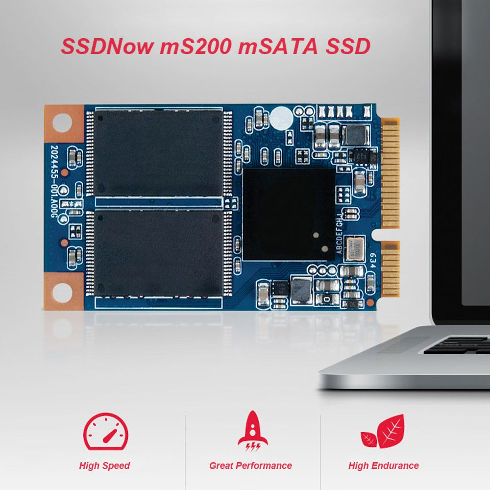 Kingston SSDNOW mSATA SSD SATA III 120 GB 240 GB Interne Solid State Festplatte Für Laptop Notebook 120 GB 240 GB SMS200S3