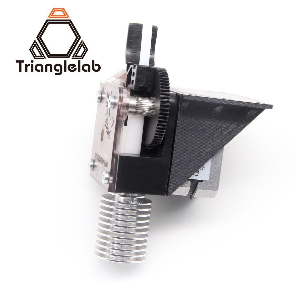 3D imprimante Trianglelab titan Extrudeuse pour 3D imprimante reprap MK8 J-tête bowden livraison gratuite En Option i3 support de montage